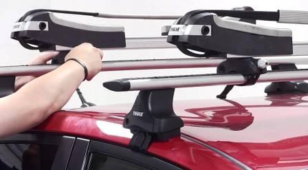 Как выбрать багажник на крышу автомобиля: подбор по марке авто