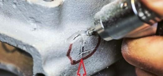 Устраняем трещины в двигателе автомобиля своими руками