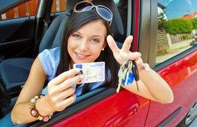 Советы начинающему водителю женщине