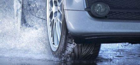 Дождевые шины – применение и отличие от летних шин