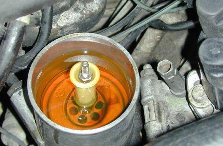 Замена масла в гур форд мондео 4 96