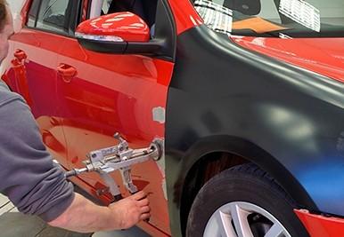 Кузовной ремонт Форд