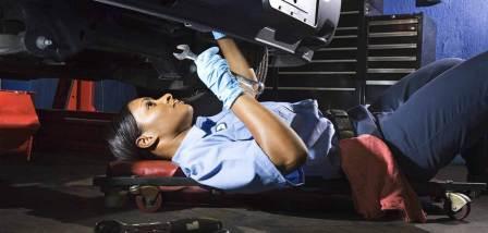 Техническое обслуживание автомобиля Форд. Что входит в ТО