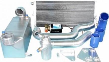 Интеркулер автомобиля - типы интеркулеров