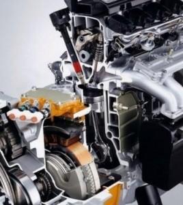 Что такое гибридный двигатель - схема взаимодействия