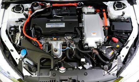 Автомобиль с гибридным двигателем - принцип работы