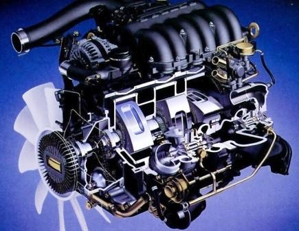 Роторный двигатель принцип работы