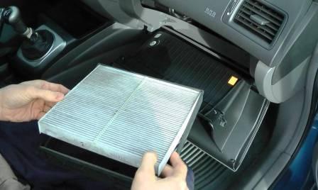 Что такое салонный фильтр в автомобиле