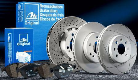 Тормозные диски ATE Power Disc, которые любят водители