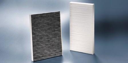 Воздушные фильтры салона WIX-FILTRON