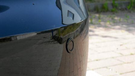 Передние и задние ультразвуковые датчики PDC автомобиля