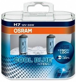 Ксеноновые лампы Osram Xenarc Cool Blue Intense