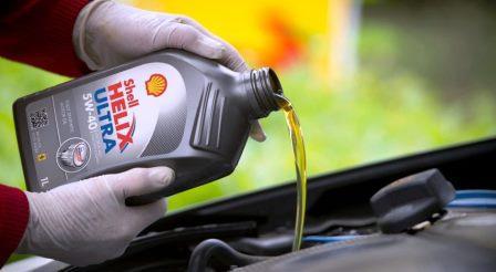 Shell Helix Ultra масло нового поколения
