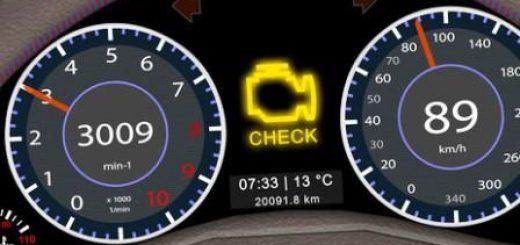 Что такое check engine в автомобиле
