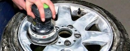 Как происходит восстановление лакокрасочного слоя дисков