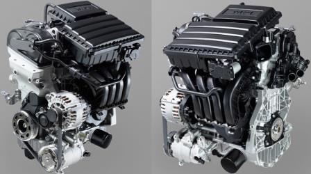 Характерные преимущества MPI двигателя