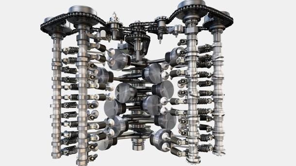 Отличительные особенности двигателя TSI