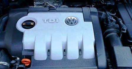 Технические различия TDI двигателей
