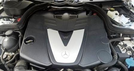 Дизельный двигатель CDI от концерна «Мерседес»