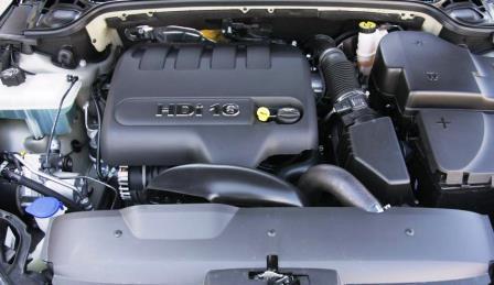 Дизельный двигатель HDI: система питания мотора