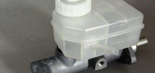 Что такое ГТЦ (главный тормозной цилиндр) в автомобиле