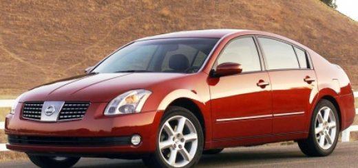 Техническое обслуживание Nissan Maxima (Ниссан Максима)