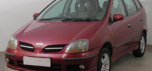 Техническое обслуживание Nissan Tino (Ниссан Тино)