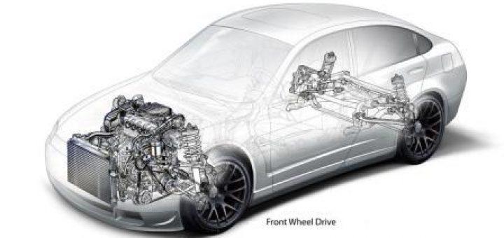 Привод FWD, что это в автомобиле: достоинства и недостатки