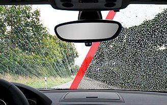 Рекомендации к использованию средства «антидождь» для автомобиля
